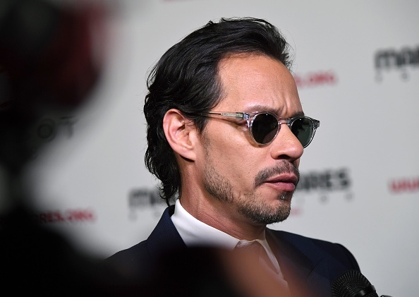 Marc Anthony. (Foto de ANGELA WEISS / AFP / Getty Images)