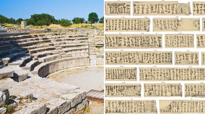 Misteriosas y antiguas inscripciones en piedra describen un reino perdido