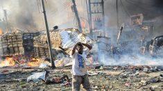 El número final de muertos en Somalia por ataque islámico quizás no se conozca nunca