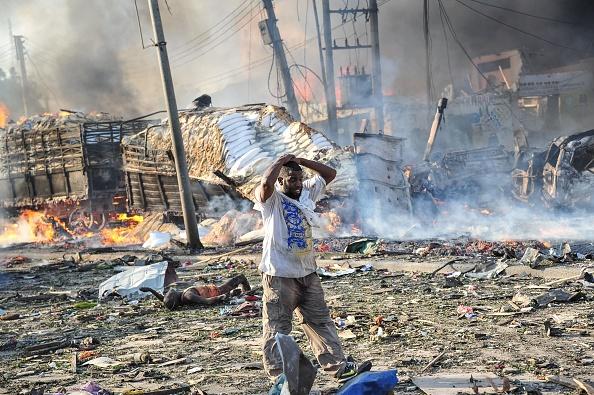 (Foto de MOHAMED ABDIWAHAB / AFP / Getty Images)