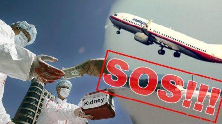 Multimillonario vincula desaparición del avión malayo hace 3 años con el actual genocidio en China