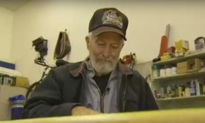 Al enterarse de su enfermedad terminal, todos en su ciudad lo honran de la manera más conmovedora