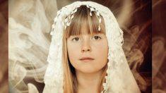 """Niña de 11 años adelanta su """"boda"""" para que su papá moribundo la lleve al altar"""