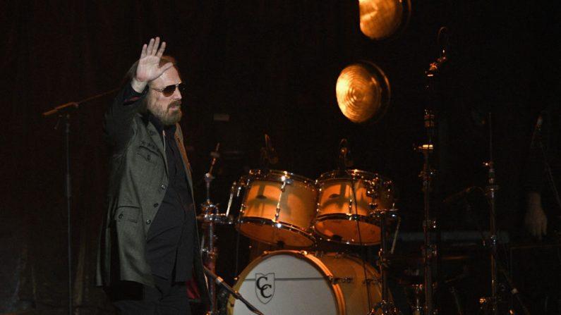 Tom Petty en el Centro de Convenciones de Los Ángeles el 10 de febrero de 2017 en Los Ángeles, California. (Kevork Djansezian / Getty Images)
