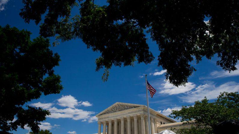 Corte Suprema de Estados Unidos (Foto de Eric Thayer/Getty Images)