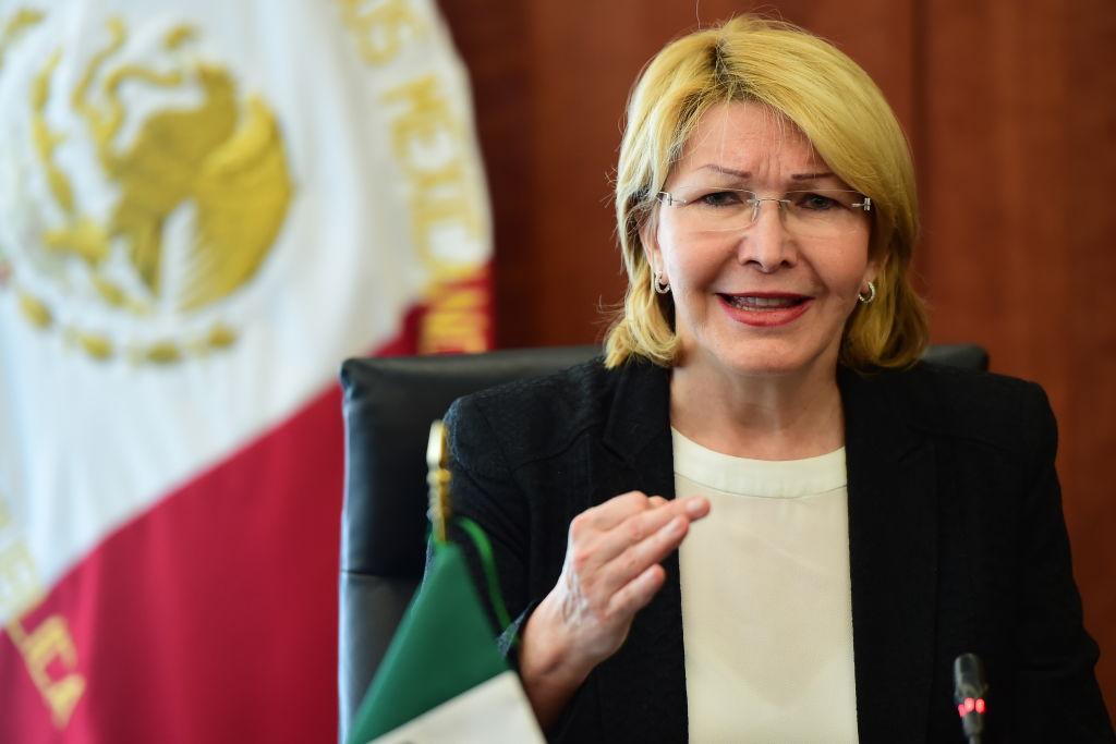 La ex fiscal general de Venezuela Luisa Ortega pide asilo en España