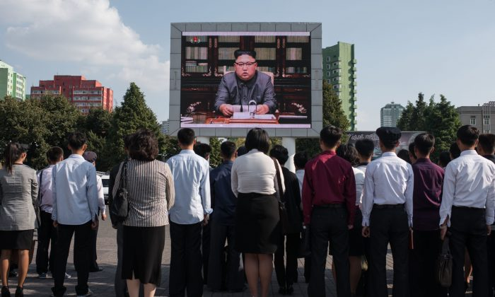¿Trump invierte los roles con Corea del Norte?