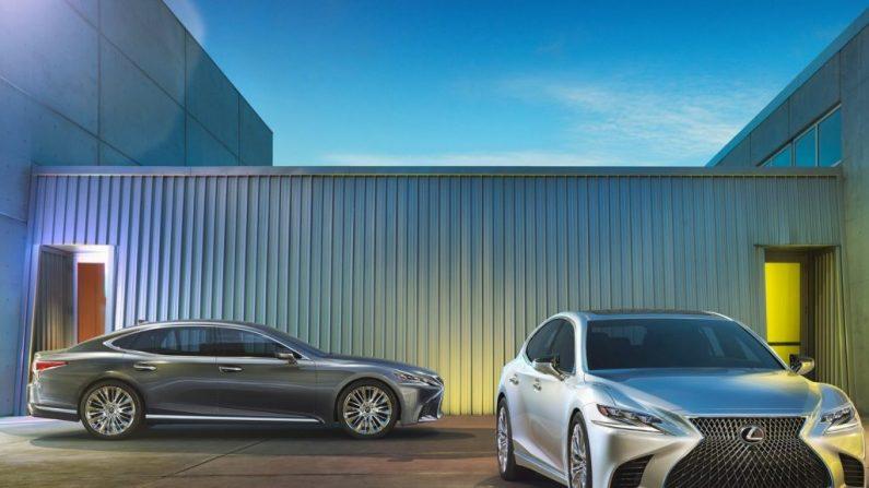 2018 Lexus LS 500, el orgullo de una marca