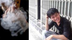 Adicto a la heroína experimentó una maravillosa transformación sin tener que ir a rehabilitación