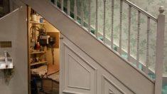 """Padre e hijo llevan viviendo casi 30 años un armario al que llaman su """"cálido hogar"""""""