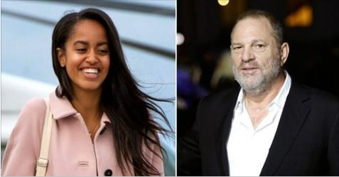 La hija de Obama salpicada por el escándalo del productor Harvey Weinstein