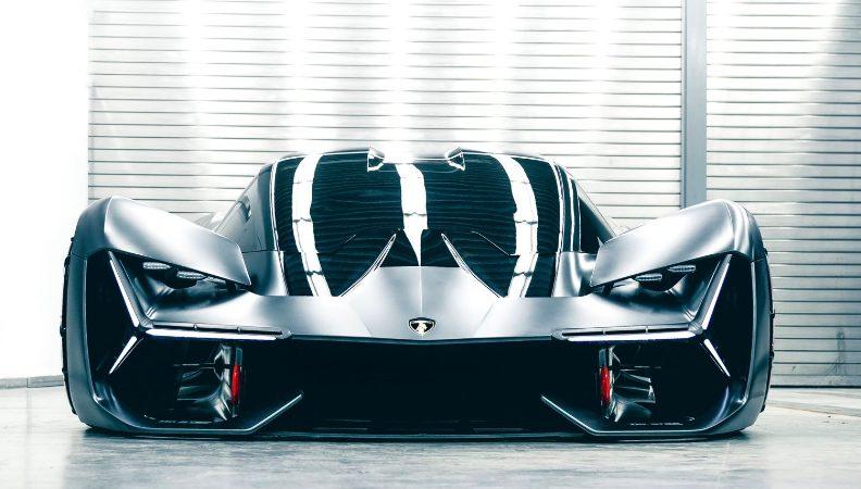 Lamborghini presenta su superdeportivo del futuro