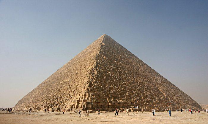 Misterio en Egipto: Descubren un enorme espacio oculto en la Gran Pirámide de Giza
