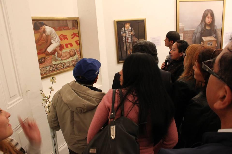 """Perú: Se inauguró la Exposición Internacional """"El Arte de Verdad-Benevolencia-Tolerancia"""""""