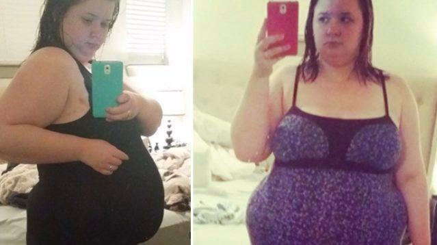 Pesaba 125 kilos y decidió bajar más de la mitad de su peso: ahora es entrenadora y modelo