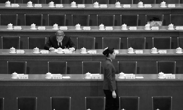 La campaña anticorrupción de Xi Jinping en China purgó a tantos altos funcionarios que varios puestos quedaron vacantes