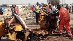 Un terrorista suicida mata al menos a 50 personas en el noreste de Nigeria