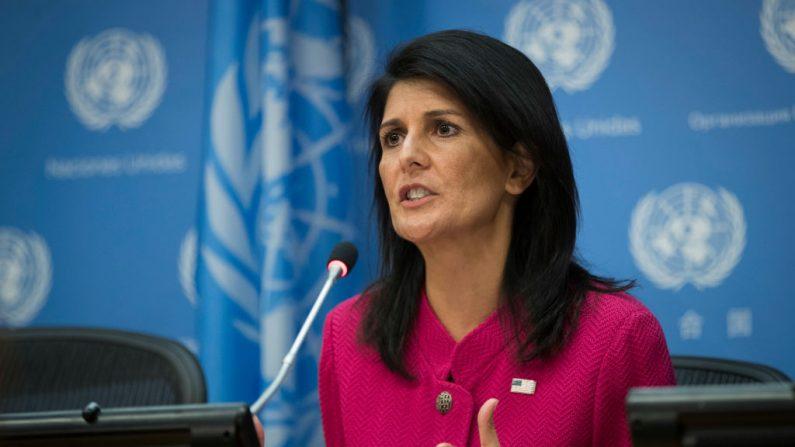 Estados Unidos convocó a una reunión al Consejo de Seguridad de la ONU, en relación a la situación de Venezuela que constituye una amenaza potencial.  (Crédito: Getty Images)
