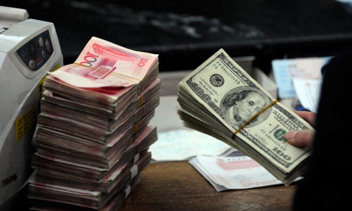 Los residentes chinos siguen moviendo grandes sumas de dinero al extranjero