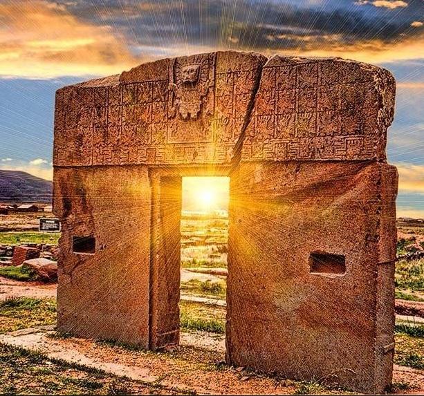 Misteriosos 'portales a otros mundos' en antiguas civilizaciones