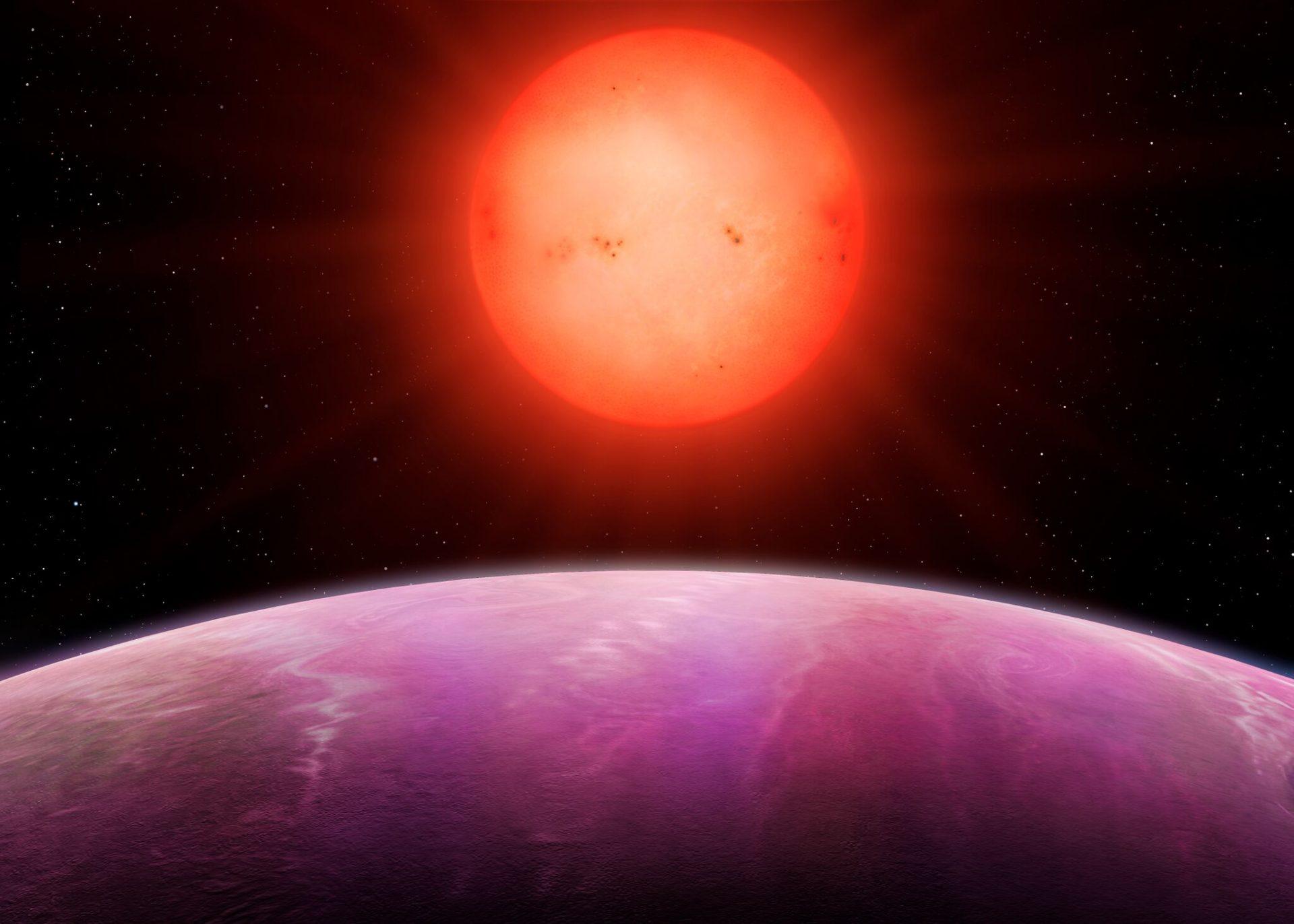 """Descubren un """"planeta monstruo"""" que no tendría que existir"""