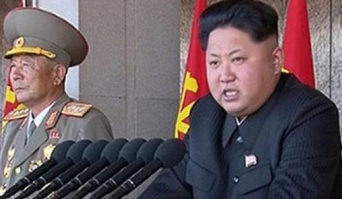 Revelan los 16 objetivos de ataque nuclear de Corea del Norte