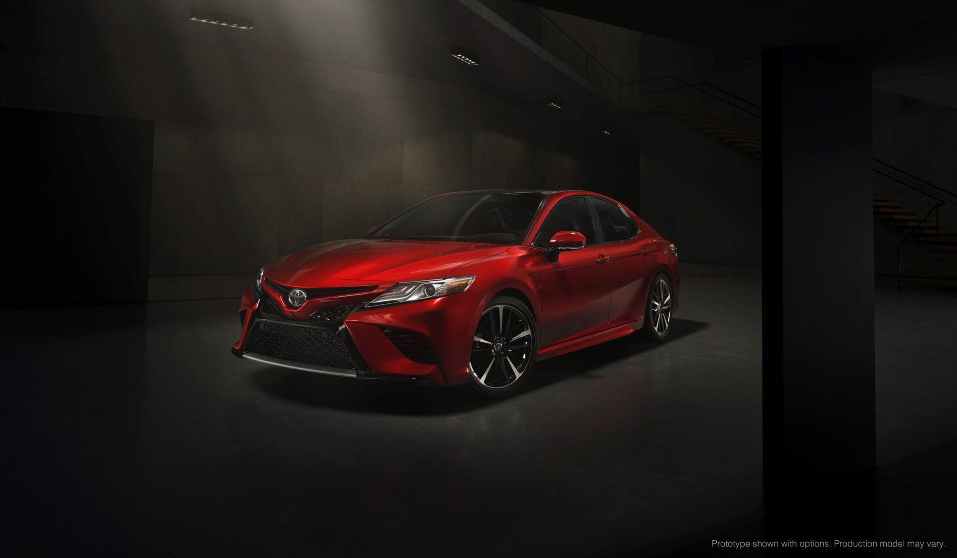 Nuevo Toyota Camry: armado para el futuro