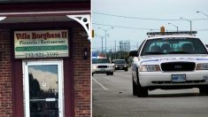 Donador misterioso paga por la comida de un oficial, departamento de policía empieza la búsqueda