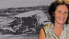 Casi no pudo caminar por 30 años luego de un accidente, pero una llamada telefónica cambió su vida