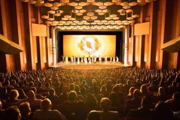 Shen Yun inicia la temporada 2018 con cuatro actuaciones simultáneas en EE.UU.