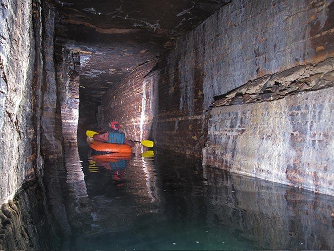 Encuentran una enorme galería de la Edad de Hielo debajo de Montreal