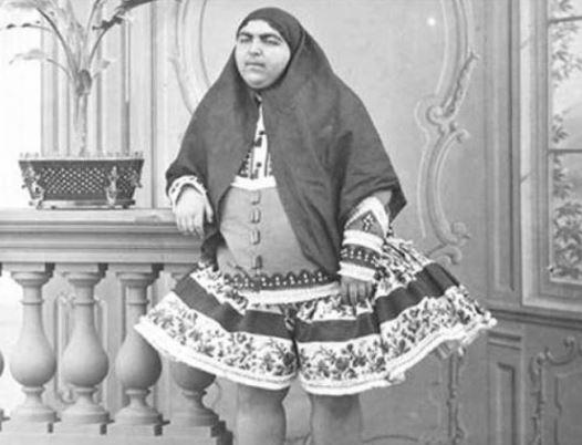 Una princesa fuera de lo común: conoce a la favorita del Rey Persa y su particular belleza