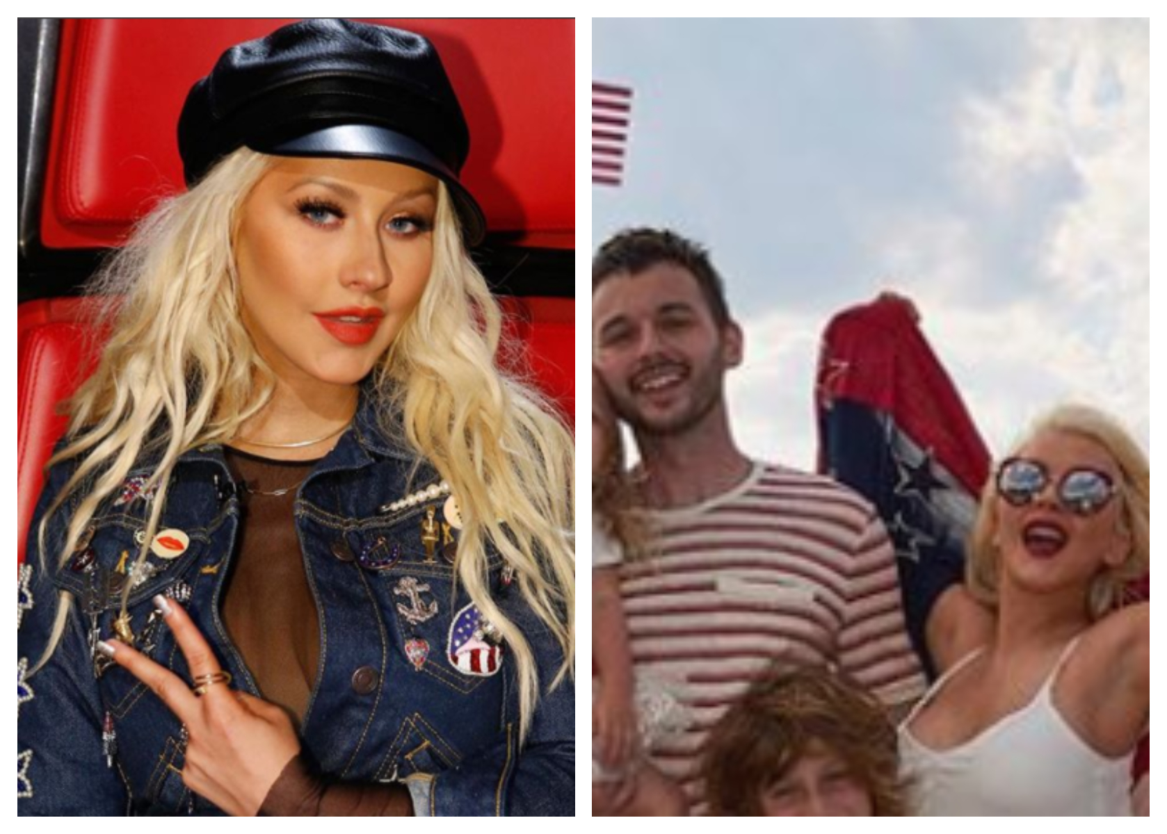 Conoce a la hermosa hija de Christina Aguilera ¡heredó toda su belleza y estilo!