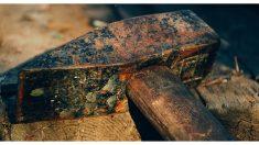 Este es el martillo que tiene locos a los científicos. ¿Quién lo creó hace 100 millones de años?