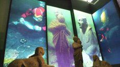 Sumergida bajo el agua 1500 años, esta misteriosa ciudad revela sorprendente civilización antigua