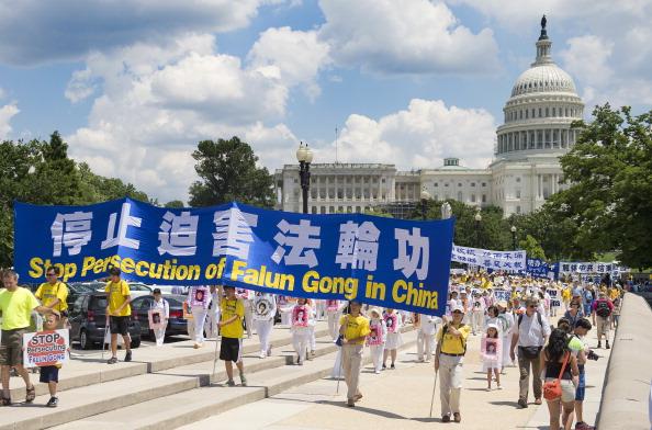 Los abogados de derechos humanos chinos defendieron cientos de practicantes de Falun Dafa este año