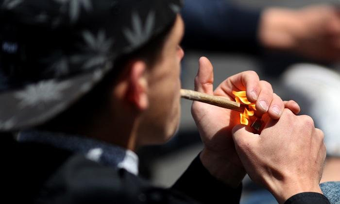 Los consumidores intensivos de marihuana están en riesgo de desarrollar afecciones cardíacas, pulmonares, neurológicas el síndrome de hiperemesis canabinoide que causa episodios de vómito. (Kenzo Tribouillard/AFP/Getty Images)