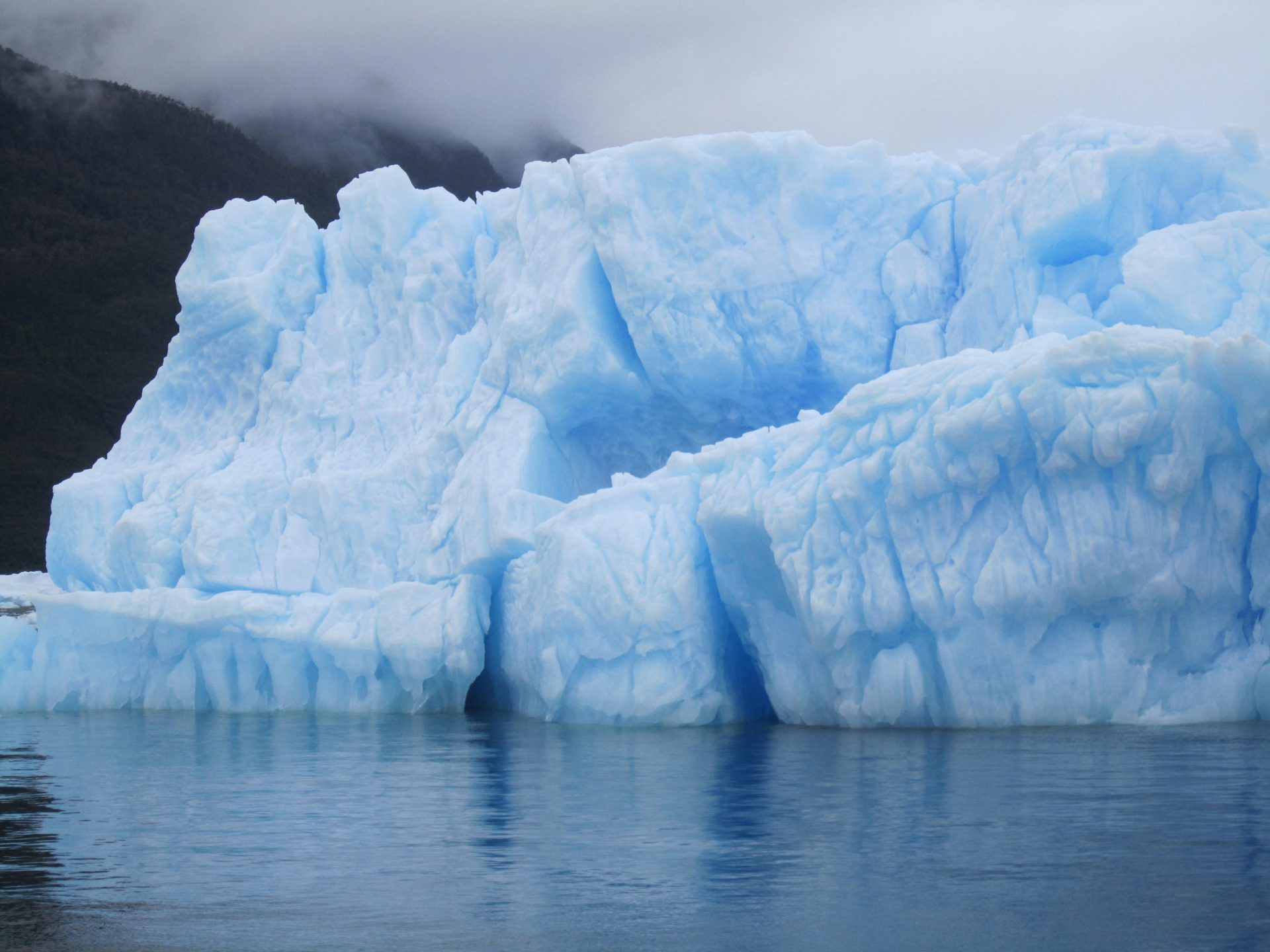 Paisajes del Fin del mundo: El glaciar de la Laguna San Rafael y sus icebergs