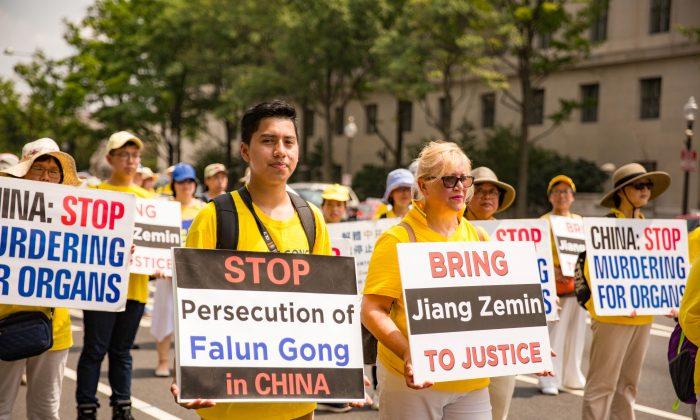 Más de 800 practicantes de Falun Dafa sentenciados injustamente en China por su fe
