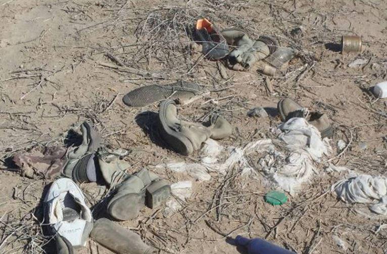 Descubren 3000 restos óseos humanos calcinados en Coahuila, México