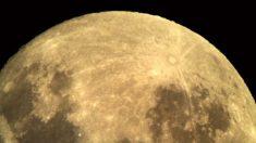 Fotógrafo reveló cuáles son los colores de la Luna ocultos por el reflejo del Sol