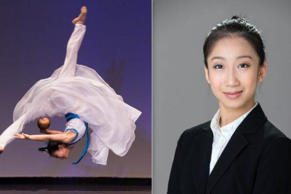 Kaidi Wu, primera bailarina en Shen Yun Performing Arts, transmite emoción con sus movimientos