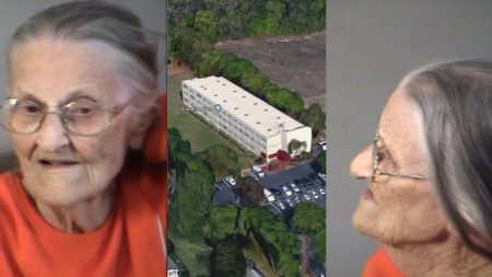 Mujer de Florida escapa de pasar su 94.° cumpleaños en la cárcel por no pagar su renta