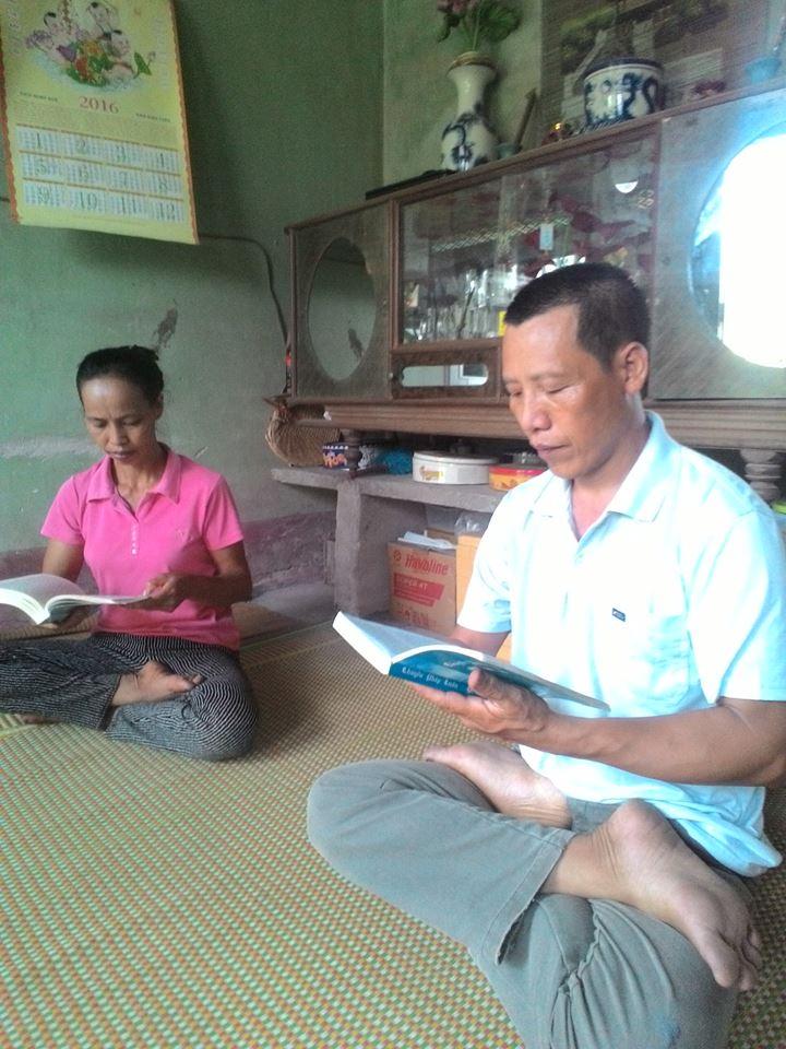 Nguyen Huu Chinh practicante vietnamita