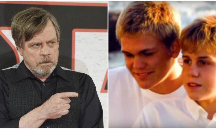 Adolescente con enfermedad incurable quería conocer a Luke Skywalker. Su papá revela lo que sucedió