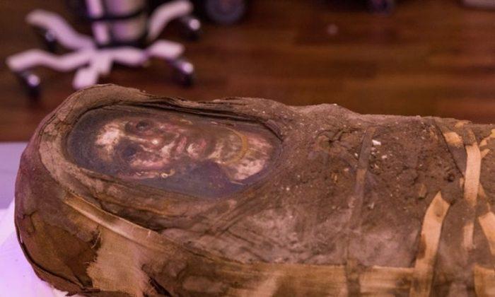Investigadores meten una momia egipcia en un acelerador de partículas. Esto fue lo que encontraron