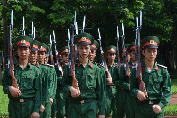 soldados vietnam