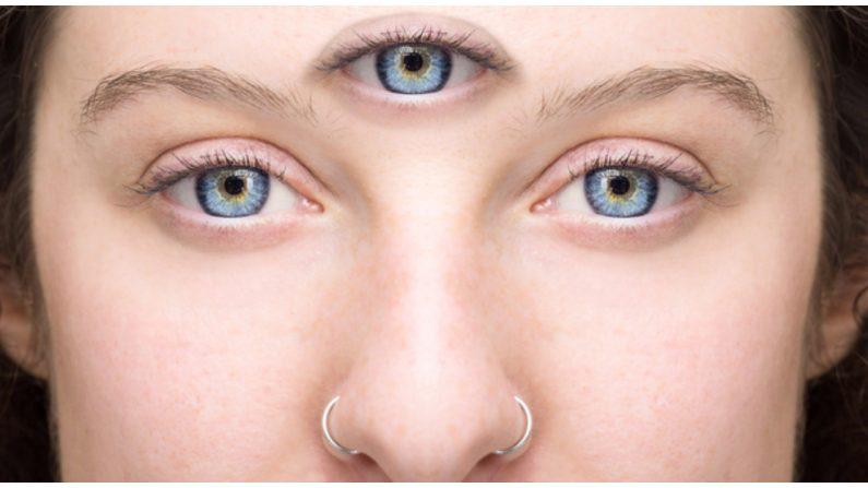 """Tienes un """"tercer ojo"""" oculto en tu cerebro. Esto es lo que los científicos ya pudieron comprobar"""