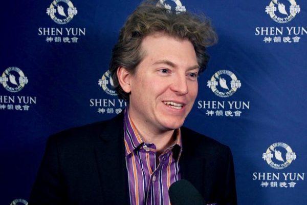 Director de la Orquesta Sinfónica de Arkansas encuentra a Shen Yun fantástico, cautivante y magnético