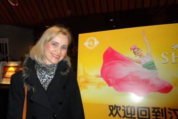 Shen Yun Inspira Belleza y Positividad, dice ex bailarina
